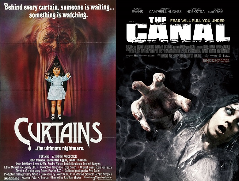 ScreamCast 33: The Canal (2014) & Curtains (1983) | The ScreamCast