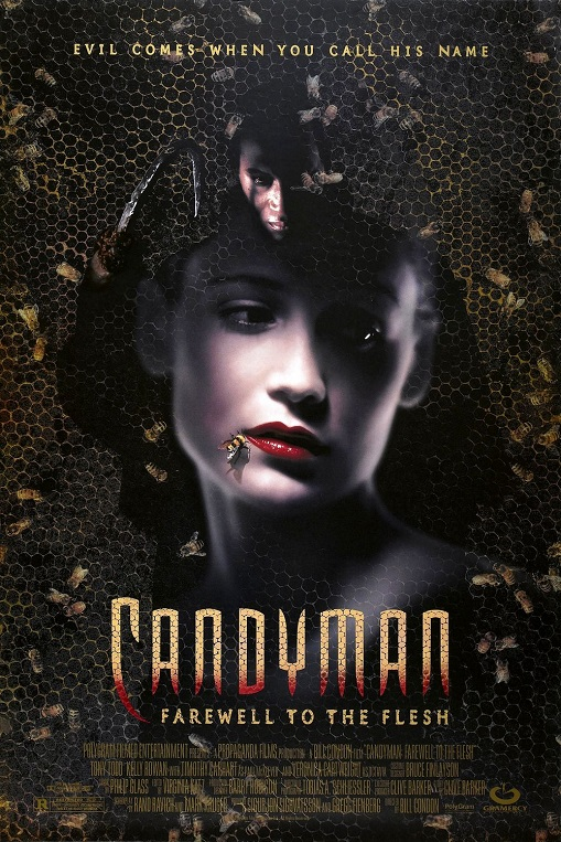 The Houses October Built (2014), Candyman: Farewell To The Flesh (1995) & Horns (2013)