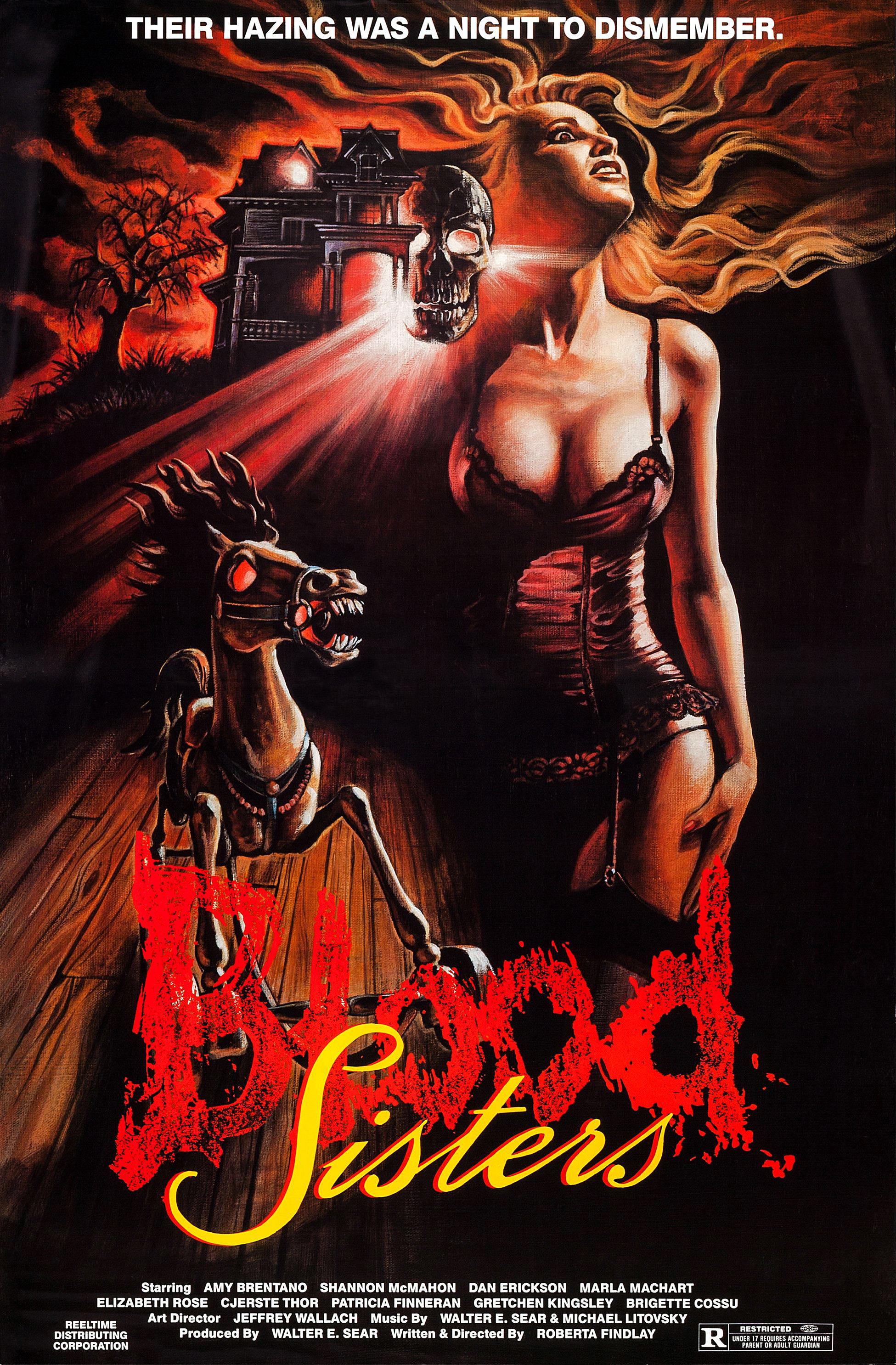 Blood and sex nightmare movie online