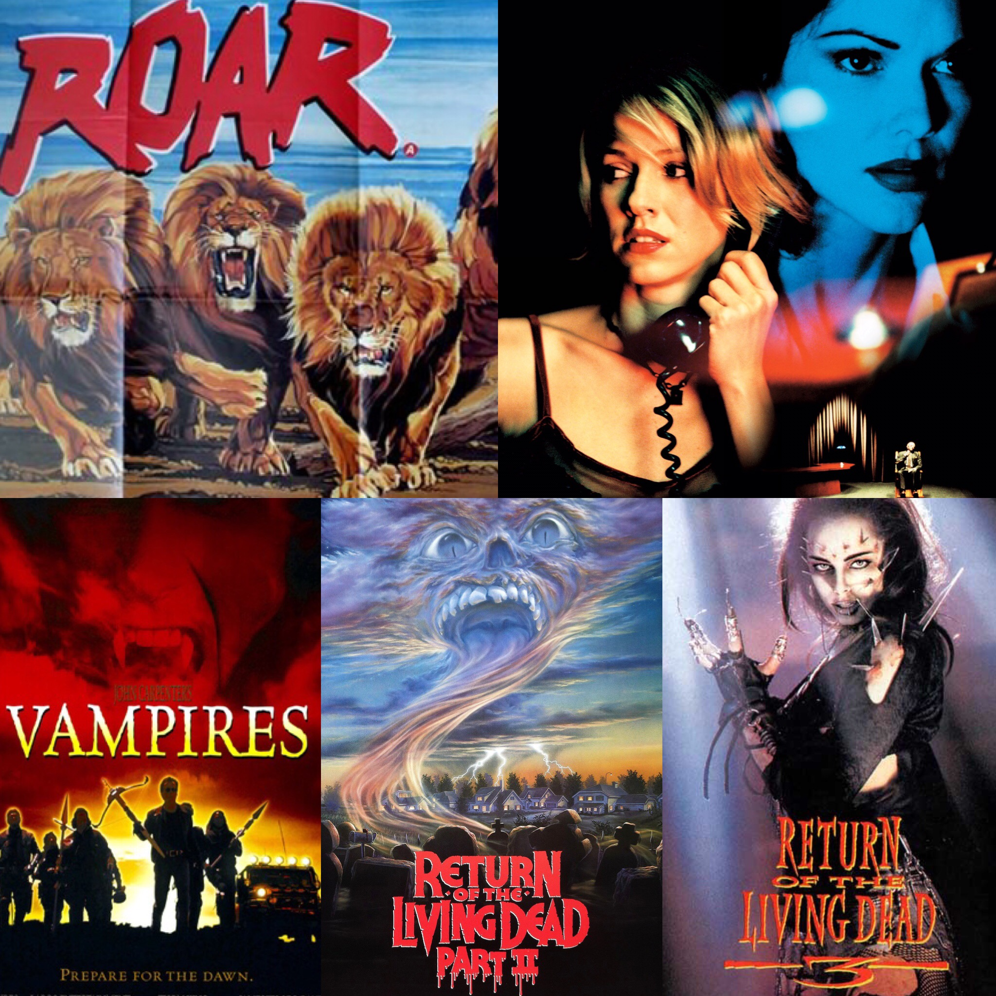 Roar Of The Vampires On Mulholland Dr