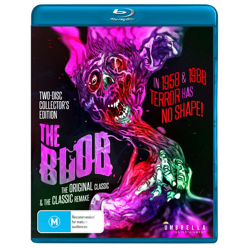 Disc of the Week: THE BLOB COLLECTION