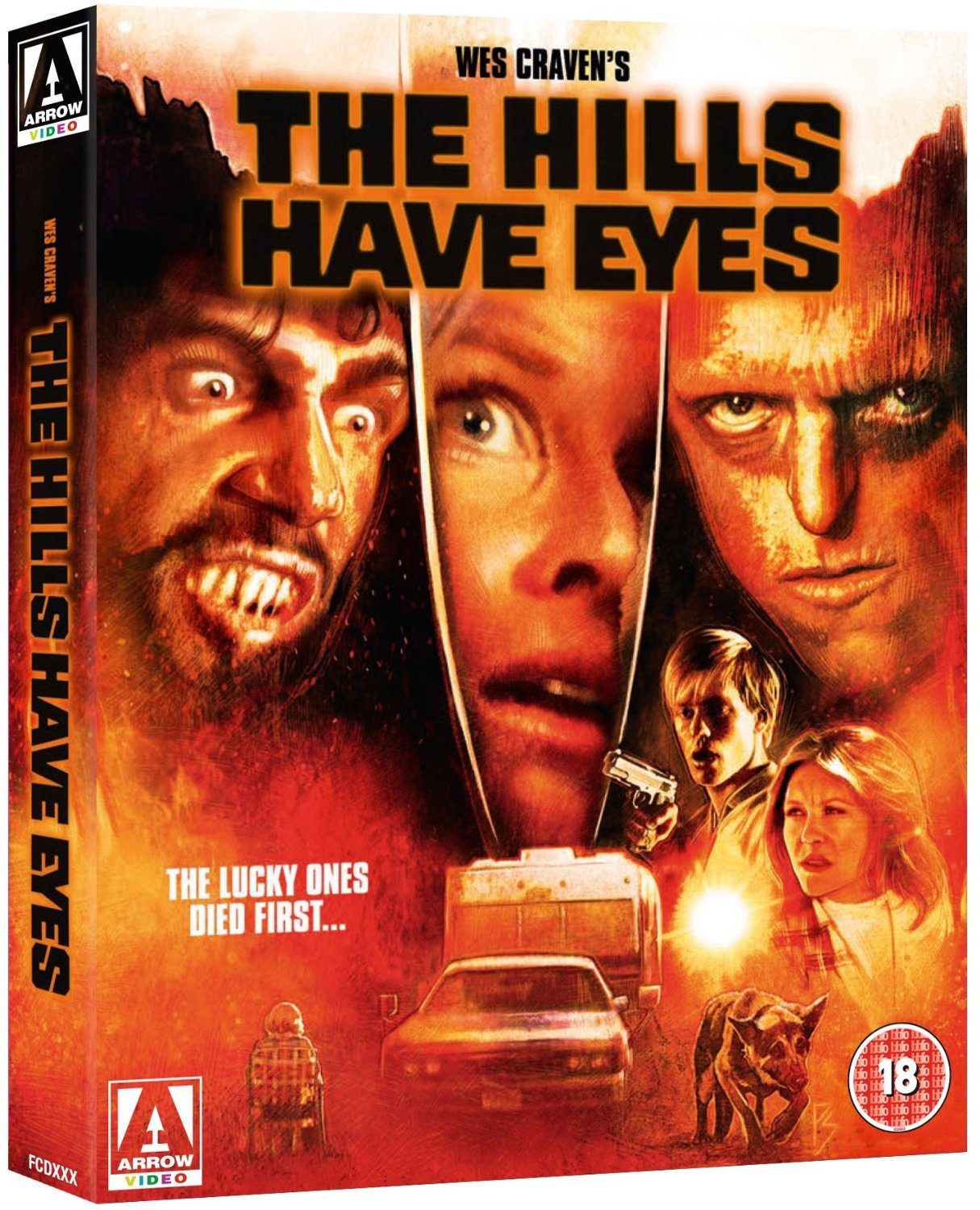 Disc of the Week: THE HILLS HAVE EYES (1977)