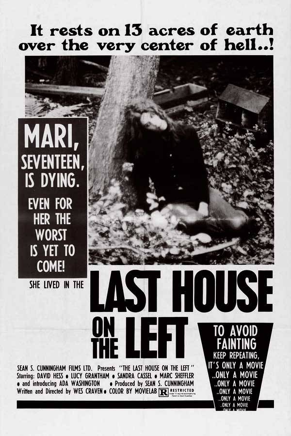 It's More than Just a Movie: The Legacy of 'The Last House on the Left'