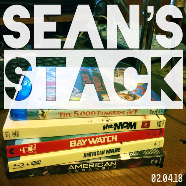 Sean's Stack #1: 02.04.18 [Club Scum Members Only]