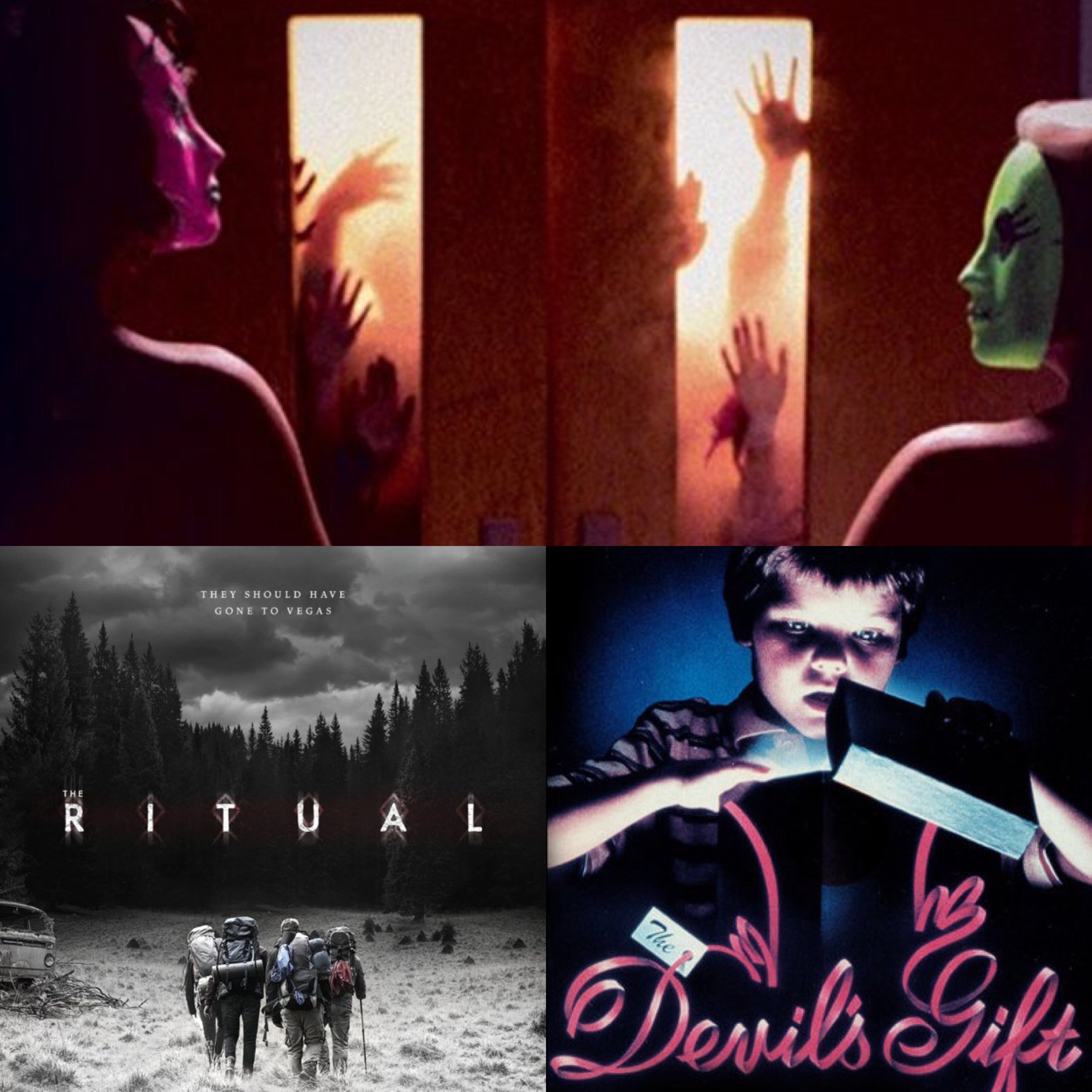 The Ritual Leads To Devil's Gifts and Tragedy Girls