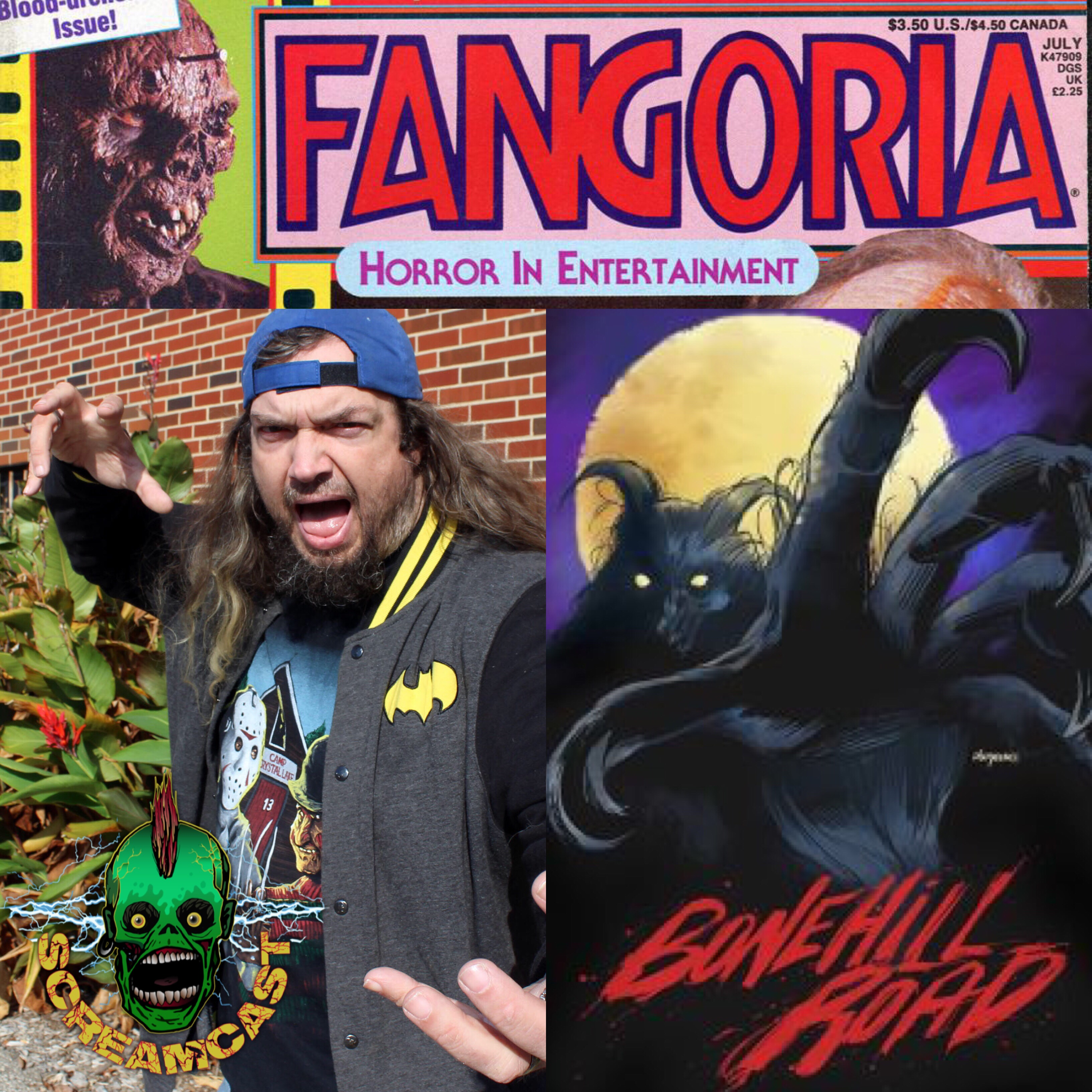 Fangoria Rises As Todd Sheets Summons Werewolves And A Clownado