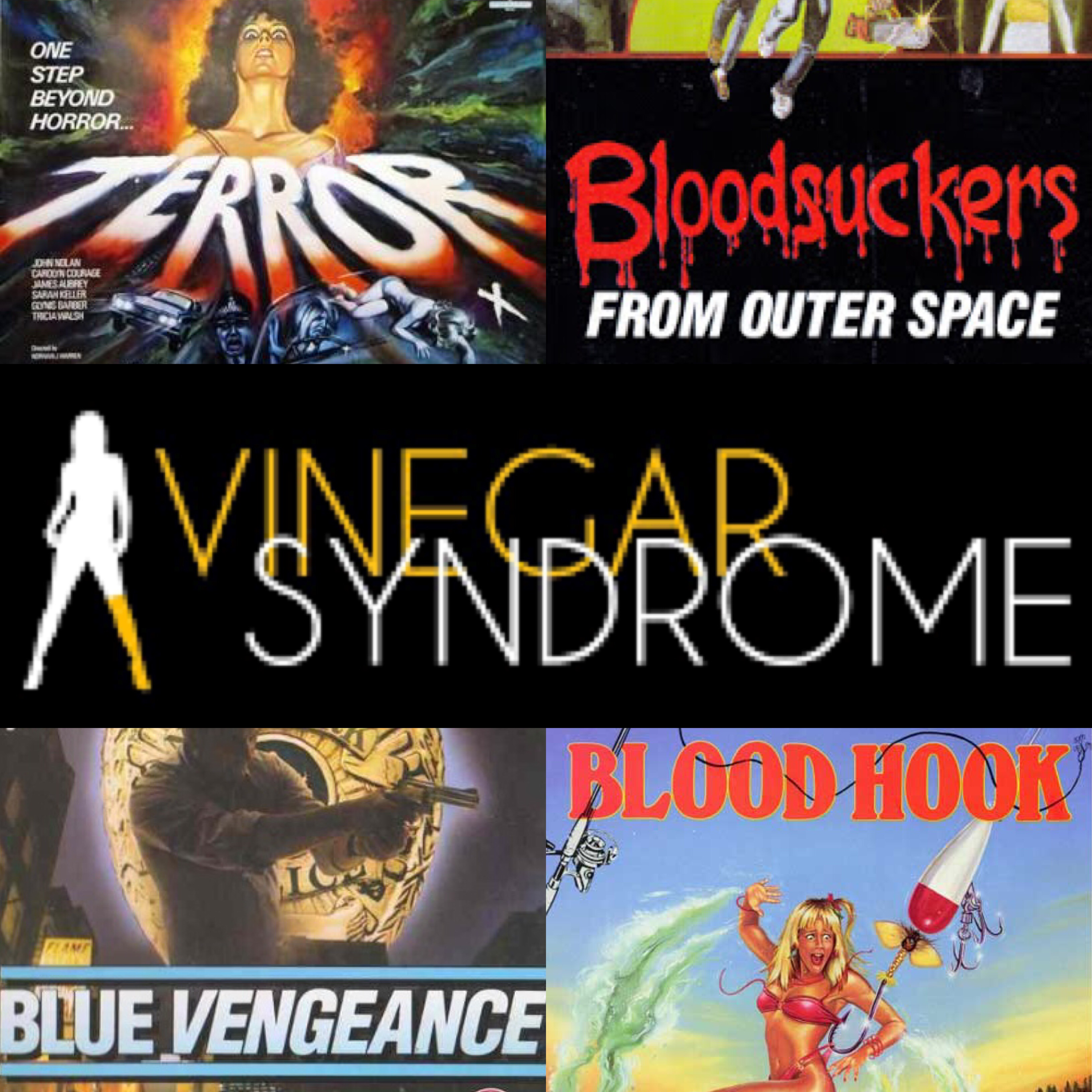 Terror Of The Blood Hooks From Outer Space