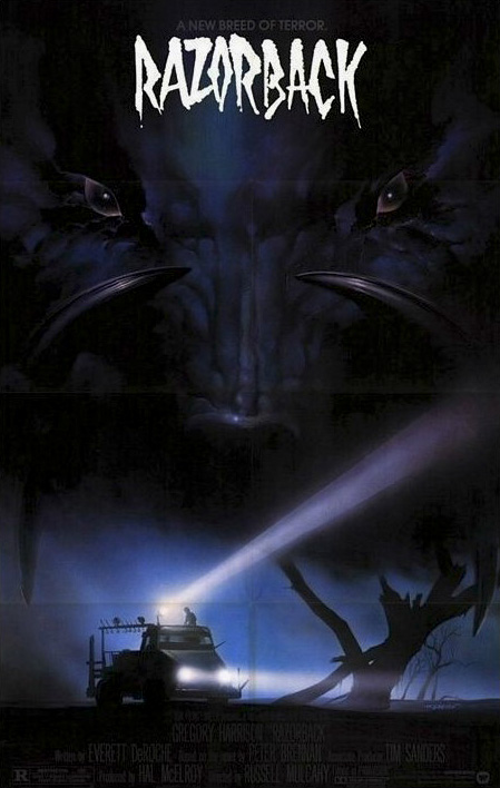 Horror Down Under: RAZORBACK (1984)