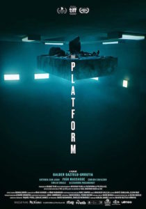 The Platform 2019 Movie Poster