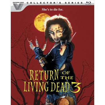 Disc of the Week: RETURN OF THE LIVING DEAD 3