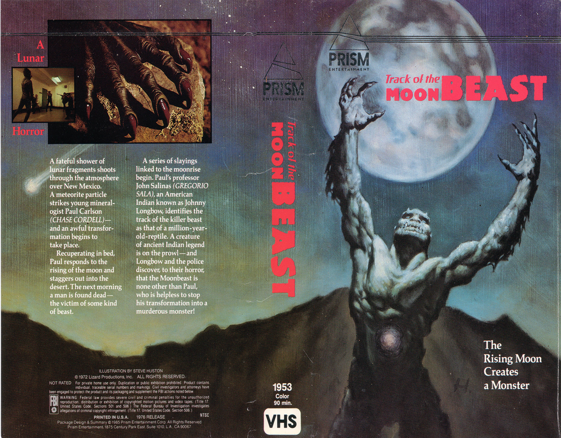 VHS Cover Series: A Night At The Video Store: Part 3