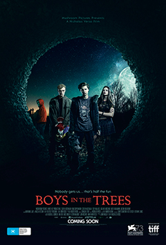 Horror Down Under: BOYS IN THE TREES (2016)