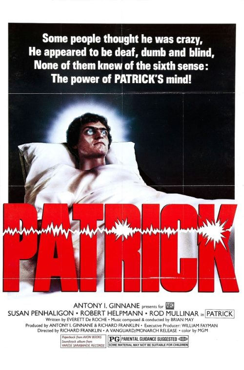 Horror Down Under: PATRICK (1978)