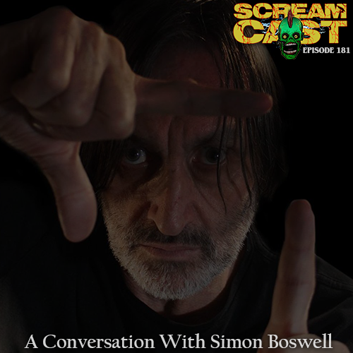 A Conversation With Simon Boswell