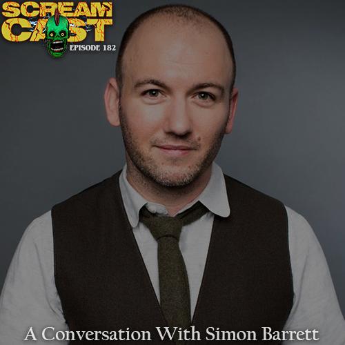 A Conversation With Simon Barrett